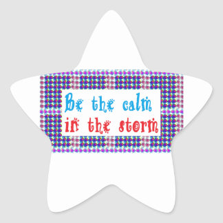 SALE Wisdom Quote gifts for all Star Sticker