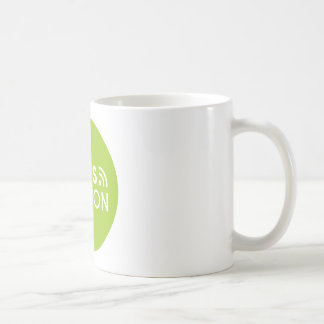 Sales Beacon - Logo - Green Coffee Mug