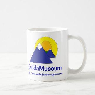 Salida Museum Basic White Mug