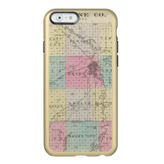 Saline County, Kansas Incipio Feather® Shine iPhone 6 Case