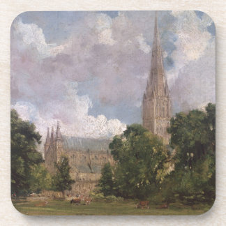 Salisbury Cathedral from the south west Coaster