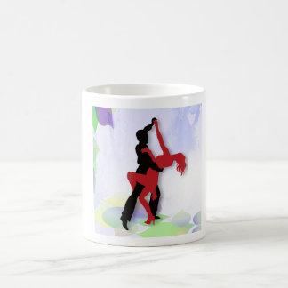 Salsa Dance inspiration mug