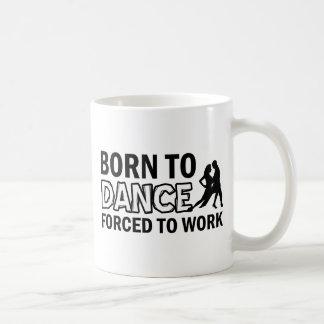 Salsa designs coffee mug