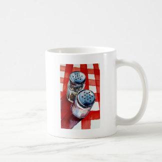 Salt And Pepper Diner Coffee Mug