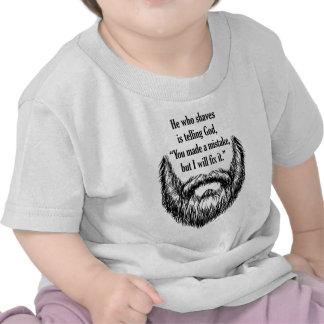 salt and pepper fuzzy beard shirts