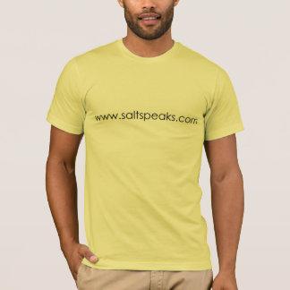 SALT Bumpersticker Logo T-Shirt