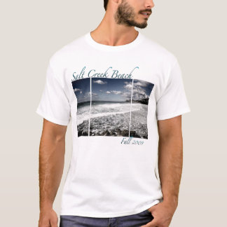 salt Creek Beach Fall 2009 T-Shirt