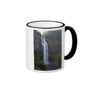 Salt Creek Falls, Oregon Ringer Mug