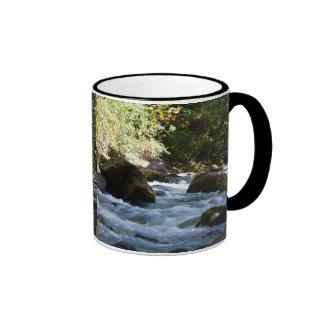 Salt Creek, Oregon Ringer Mug