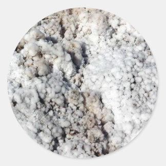 Salt Crystals Sticker
