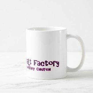 Salt Factory - Black & Pink Mug