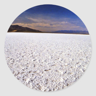 Salt Flats Stickers