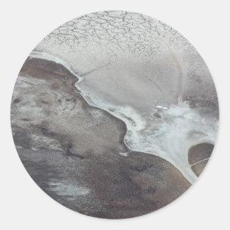 Salt Flats Sticker