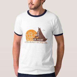 Salt In The Air, Sand In Your Hair - LBI 2014 Tee Shirt