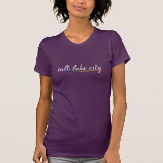 SALT LAKE CITY GAY PRIDE -- .png Tee Shirt
