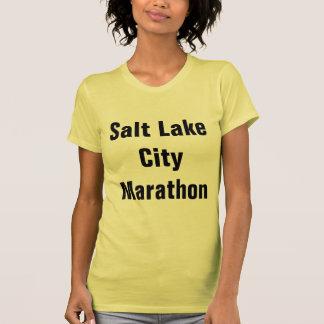 Salt Lake City Marathon T-Shirt