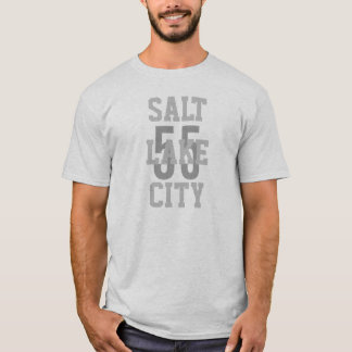 Salt Lake City Number 55 T-Shirt