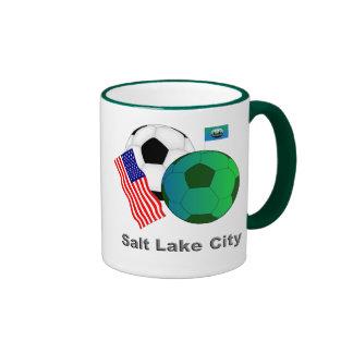Salt Lake City Ringer Mug
