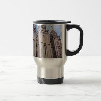 Salt Lake City Temple Stainless Steel Travel Mug