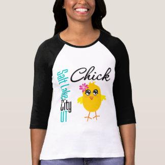 Salt Lake City UT Chick Tshirts