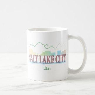 Salt Lake City,Utah Coffee Mugs