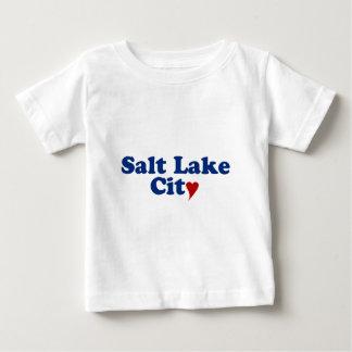 Salt Lake City with Heart Shirt