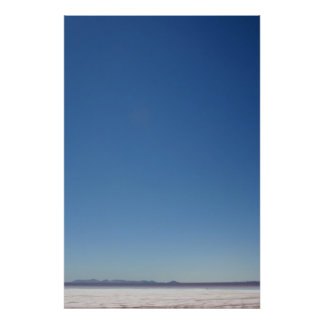 Salt Lake Sky Poster