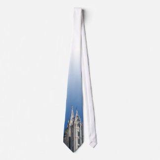 Salt Lake Temple Daytime Tie