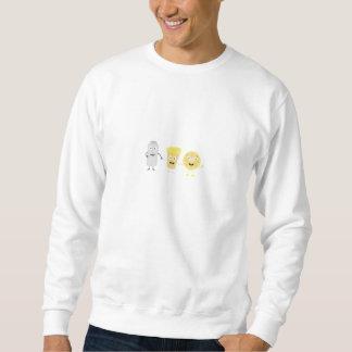 Salt, lemon and tequila sweatshirt