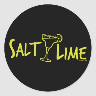 Salt / Lime Sticker