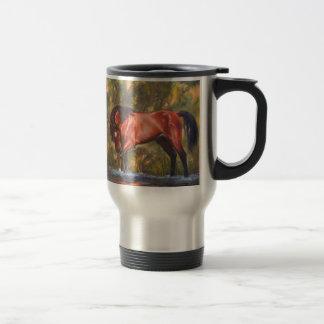 Salt River Wild Stallion Tango Stainless Steel Travel Mug