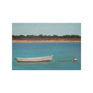 SALT RUN Canvas Print