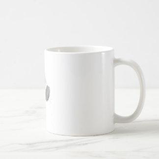 Salt Shaker Basic White Mug