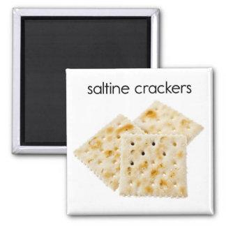 Saltine Crackers Refrigerator Magnet