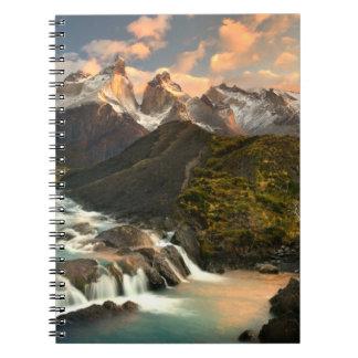 Salto Grande Spiral Notebook