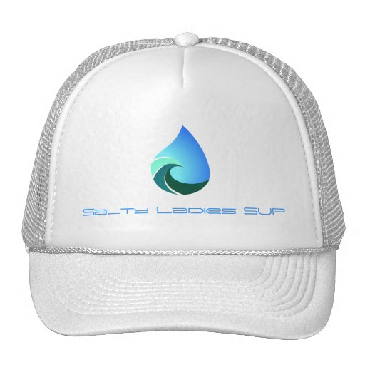 Salty Ladies SUP hat from This Salty Life