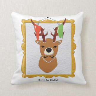 Salvador Holly Pillow
