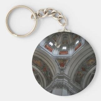 Salzburg Cathedral Key Ring
