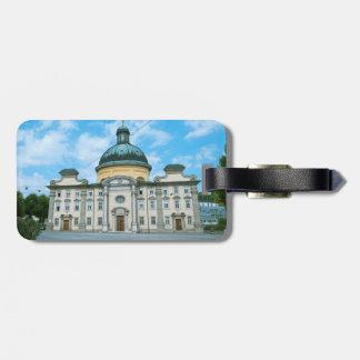 Salzburg Luggage Tag