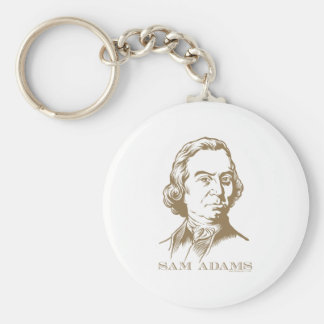 Sam Adams Key Ring