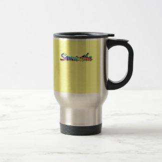 Samantha travel mug