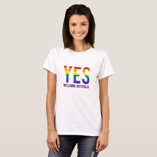 Same Gender Marriage Australia T-Shirt