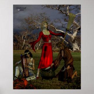 Samhain Sisters Poster