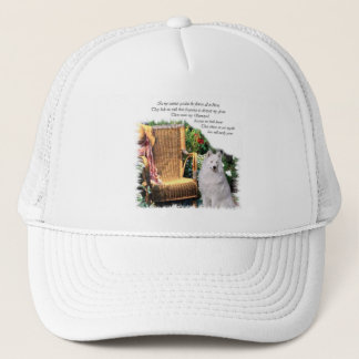 Samoyed Art Gifts Trucker Hat