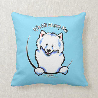 Samoyed IAAM Cushion