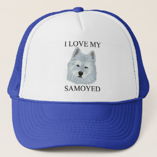 SAMOYED Love! Trucker Hat
