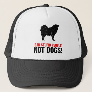 Samoyed Trucker Hat