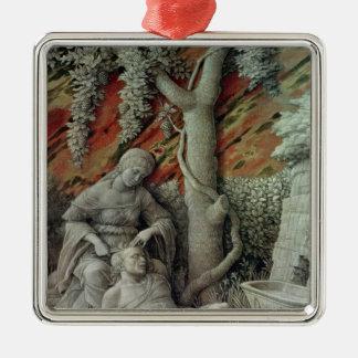 Samson and Delilah, c.1500 Christmas Ornament