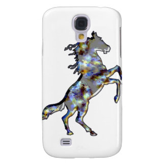 Samsung Galaxy S4, Barely There Opal horse Galaxy S4 Case