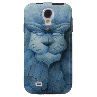 Samsung galaxy s4 Blue Lion case !